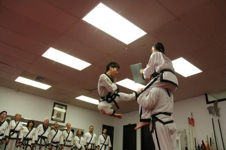 Martial Arts Littleton Class
